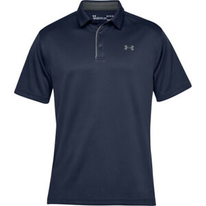 Under Armour 1290140 Men's UA Tech Performance Loose-Fit Golf Polo Team Shirt