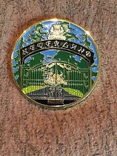 Michael Jackson Neverland Ranch Rare Commemorative Coin