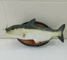 Vintage Gemmy Cool Catfish Animated Singing Fish  Billy Bass Gag Gift 2000