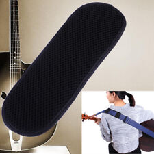 Guitar Bass Strap Shoulder Pad Comfort Padded Protect for Electric Guitar