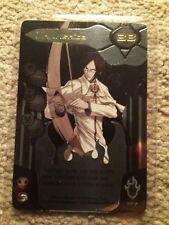 VERY RARE Bleach TCG CCG BP7 Uryu Ishida Black White Hi-Tech High Tech Card