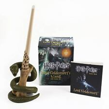 Harry Potter Voldemort's Wand with Sticker Kit : Lights Up! (2014, Kit)