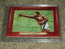 Muhammad Ali 2010 Ringside Mecca Turkey red Boxing Card