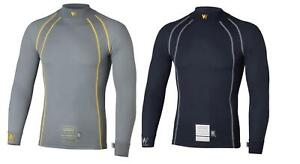 Walero Flame Retardant  Underwear Long Sleeve Top Race/Rally FIA/SFI Approved