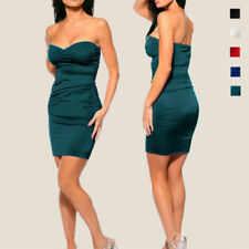 Clubwear Dresses for Women with Ruched