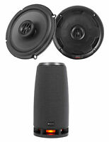 "Pair MTX THUNDER65 6.5"" 240 Watt 2-Way Car Audio Coaxial Speakers+RockShip"