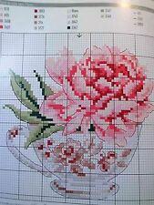 Veronique Enginger,Point de Croix,Buch 2,über 50 Motive,Katzen,Blumen,Sampler