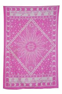 Indian Tapestry Hippie Mandala Wall Hanging Bohemian Bedspread Home Decor Throw
