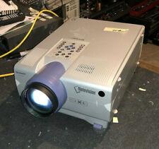 Good Tested LCD PROJECTOR 3200 Lum Sharp XG-P10XU 371HRS w Remote