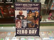 DVD - Zero Day (2003) - Ben Coccio - NTSC