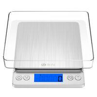 1g&5000g/0.01g&200g Digital Electronic Balance Kitchen Jewelry Food Weight Scale
