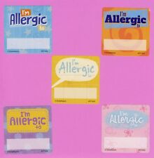 10 I'm Allergic - Large Stickers