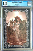 Red Sonja Age of Chaos #3 Adam Hughes Icon Variant 1 in 60 CGC 9.8