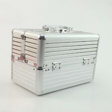 Professional Edition Aluminum Makeup Train Case Jewelry Box Cosmetic Organizer