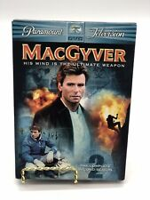 Paramount Television MacGyver - The Complete Second Season Dvd, 2005, 6-Disc Set