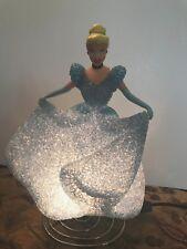 Disney Cinderella Princess Night Light Lamp