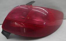 PEUGEOT 206 Rückleuchte rechts Rücklicht Beifahrerseite mit Lampenträger