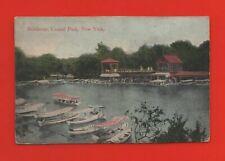 USA - NEW YORK - Central Park - Boathouse   (K7183)