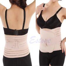Hot! Abdominal binder Postpartum Tummy Slimming corset stature recovery Belt Au
