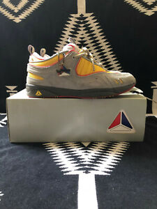 Axion Skate Shoe Guy Aries Sz10 Grey AM90 Mariano Rare Sold Out