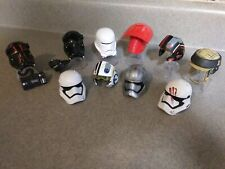 These 10 Star Wars Helmets from Hasbro Black Series Stormtrooper TIE ENDOR et al