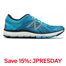 New Balance Women's 1260v7 Shoes Blue with Navy