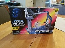 Kenner Star Wars Power of the Force Death Star Escape Playset, New!