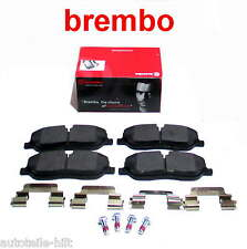 BREMBO Bremsbeläge vorne LAND ROVER DISCOVERY III TAA RANGE ROVER LM SPORT LS