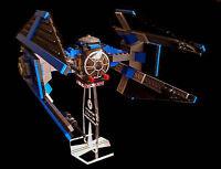 Star Wars Lego 6206 TIE Interceptor - custom display stand only