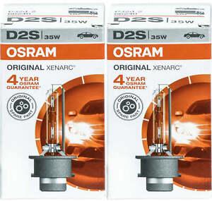 Osram Xenarc Original 66240 D2S 2 pc