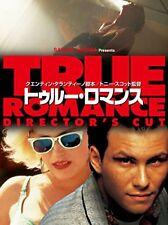 True Romance Director's Cut Edition Blu-ray Limited Edition 2Disc Blu-ray F/S