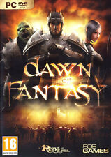 Dawn Of Fantasy PC IT IMPORT 505 GAMES