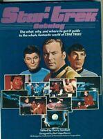 A Star Trek Catalog Gary Turnbull pb 1979 Paramount Pictures isbn 0448140535