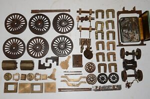 """2.5"""" LBSC Fayette live steam loco castings 4-6-2"""
