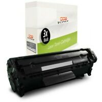3x Toner Replaces Canon FX10 FX-10 Cartridge FX10