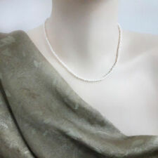 Stainless Steel Freshwater Fine Necklaces & Pendants