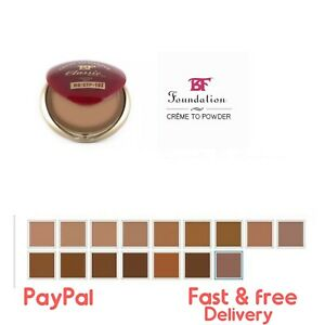 BF CLASSIC CREAM TO POWDER OIL FREE MAKE UP**PROMOTION PRICE**