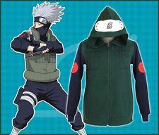 Naruto costume Kakashi Hatake clothes halloween Christmas cosplay hoodies jacket