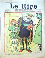 Le RIRE N°313 du 3 novembre 1900