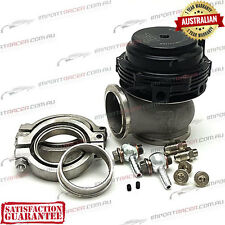44MM V BAND WASTEGATE BLACK 14PSI TiAL REP MVR Water/Air Cooled 1 Year Warranty