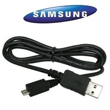 CABLE CORDON MICRO USB TRANSFERT PC ORIGINAL SAMSUNG GT-S8500 WAVE 1