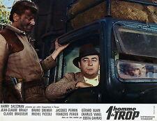 FRANCOIS PERIER BRUNO CREMER UN HOMME DE TROP 1967 PHOTO D'EXPLOITATION #7