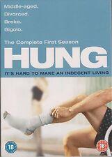 HUNG - Series 1. Thomas Jane, Jane Adams, Anne Heche (2xDVD SLIM BOX SET 2010)