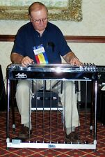 JOHN HUGHEY LICKS & Style E9 INSTRUCTION Course Pedal STEEL GUITAR how & why