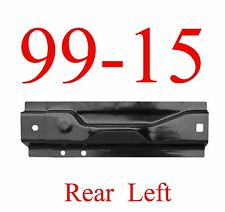99 15 Left Rear Rocker Panel, Ford Super Duty, Extended Cab Trucks