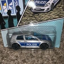 Volkswagen Golf MK7 5/5 Hot Wheels 2020 GJV66 (from POLICE set) MISSING LOGO