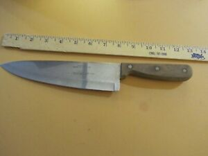"""Case XX Early Americans SC600-8"""" SSP full tang kitchen Butcher knife"""