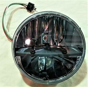"7"" Harley Davidson Reflector Style LED Headlamp"