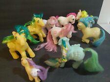 Vintage My Little Pony G1 Hasbro 1983-1988 Lot