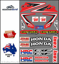 For Honda CRF50 Sticker Decal Kit CRF 50 Stickers